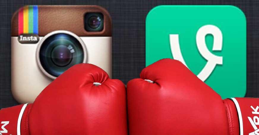 Vines vs Instagrams