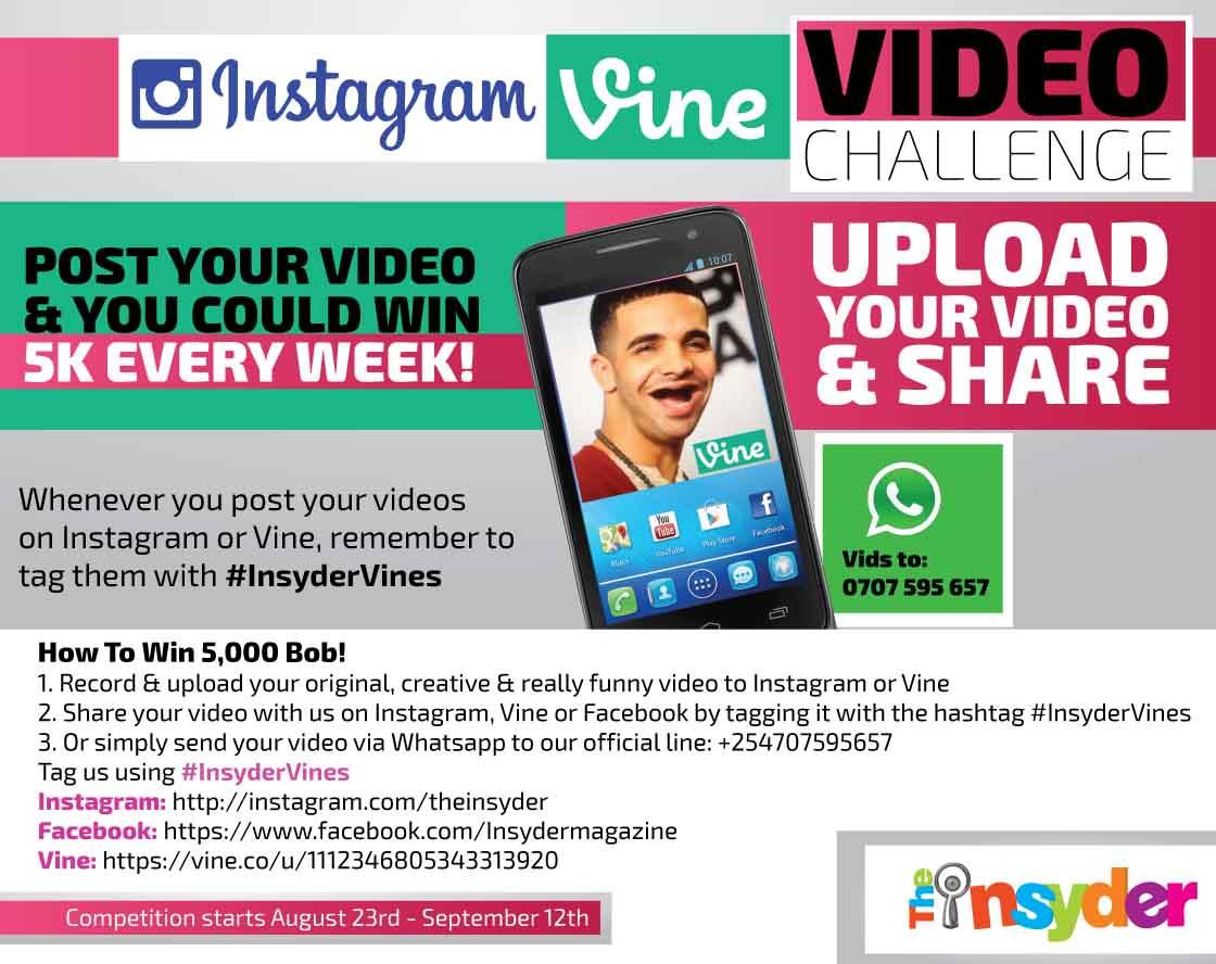 Instagram Video Challenge
