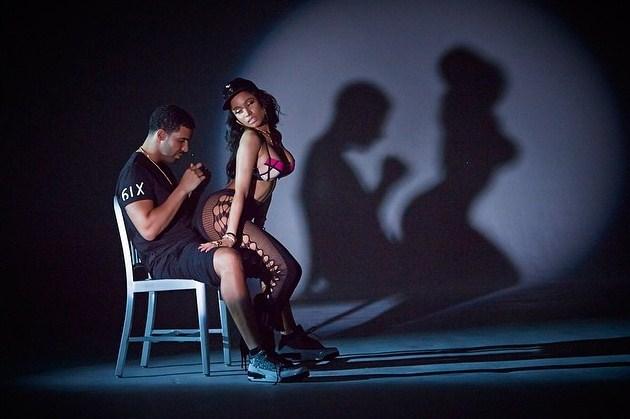 Nicki Minaj Anaconda video