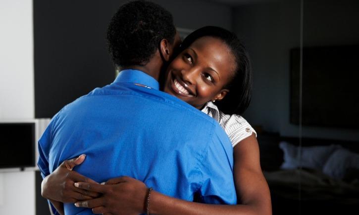 Image result for black hugging