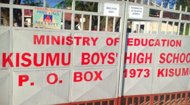 Kisumu Boys High School