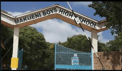 Makueni Boys