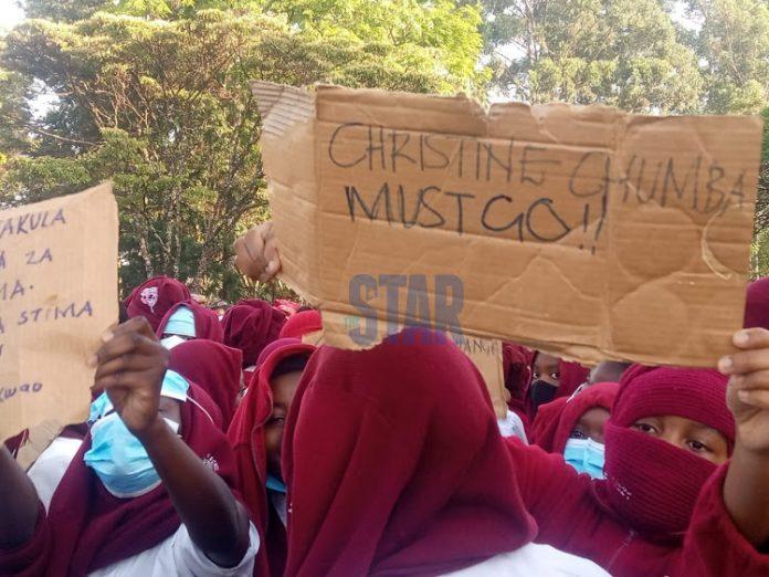 Moi Girls Eldoret